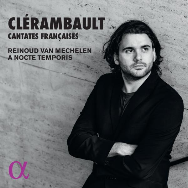 CLERAMBAULT - Cantates Françaises